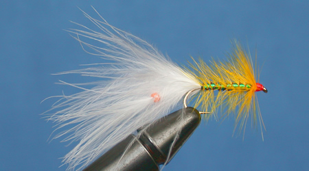 How to Add a Bead into a Marabou Tail Complete